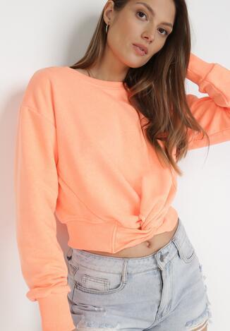 Pomarańczowa Bluza Mephaeia