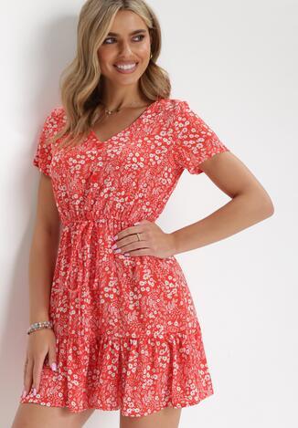 Czerwona Sukienka Maryriel