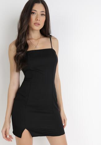 Czarna Sukienka Sinypso