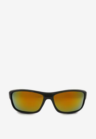 Złote Okulary Przeciwsłoneczne Segiga