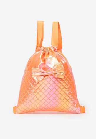 Pomarańczowy Plecak Reunole