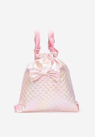 Różowy Plecak Reunole