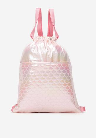 Różowy Plecak Velaelig