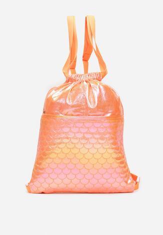 Pomarańczowy Plecak Velaelig