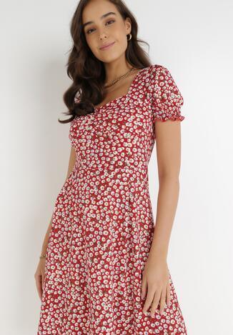 Czerwona Sukienka Kilwen