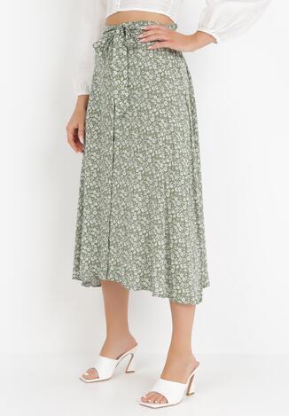 Zielona Spódnica Mariela