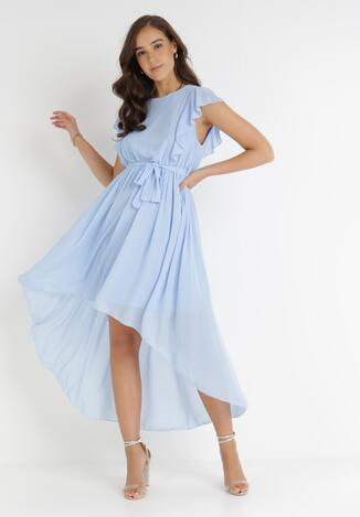Jasnoniebieska Sukienka Koulalouen