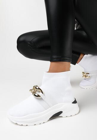Białe Sneakersy Prowean