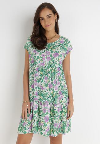 Zielona Sukienka Eviell
