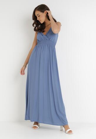 Niebieska Sukienka Cadole