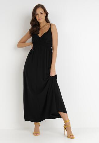 Czarna Sukienka Cadole