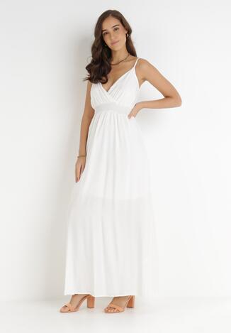 Biała Sukienka Cadole