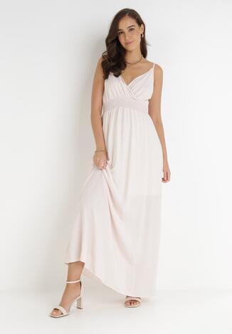 Jasnoróżowa Sukienka Cadole