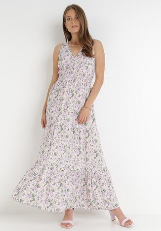 Jasnoróżowa Sukienka Kainitty