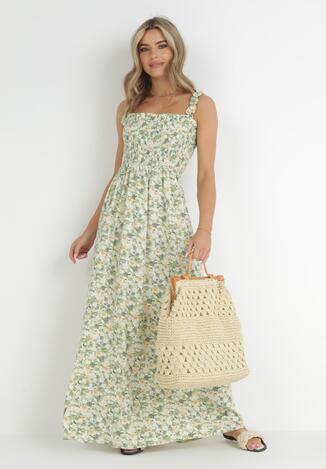 Zielona Sukienka Kiryasda