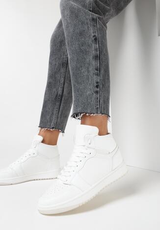 Białe Sneakersy Prosedice