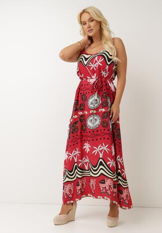Czerwona Sukienka Eleaphone