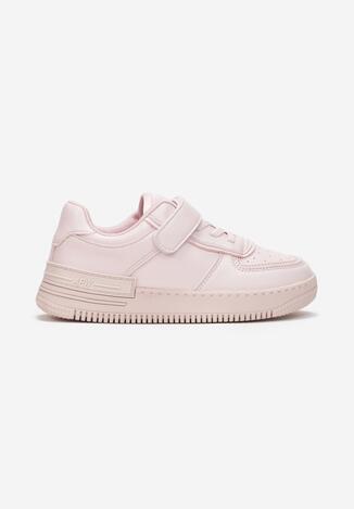 Różowe Buty Sportowe Prisone