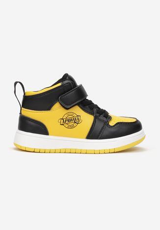Żółte Buty Sportowe Psalalise