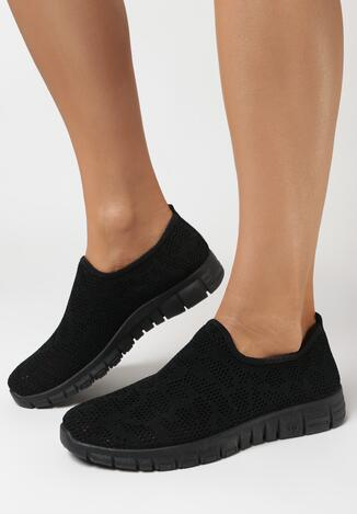 Czarne Buty Sportowe Mariga