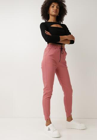 Różowe Spodnie Phrilira