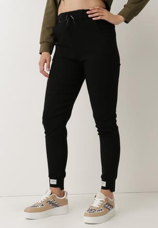 Czarne Spodnie Phrilira