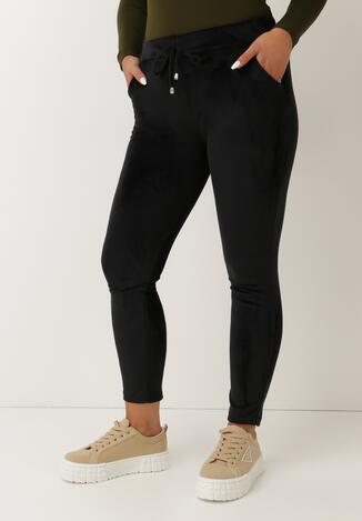 Czarne Spodnie Vudyvia