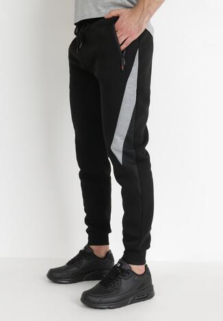 Czarne Spodnie Semyaza
