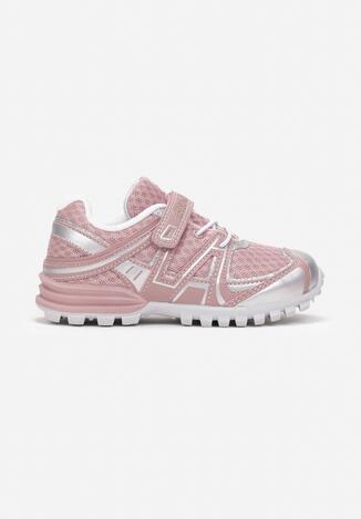 Różowe Buty Sportowe Caffafelon