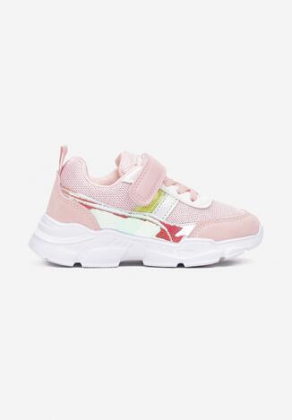 Różowe Buty Sportowe Eligoria