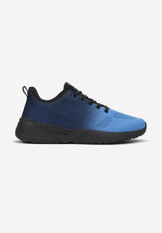 Niebieskie Buty Sportowe Isda