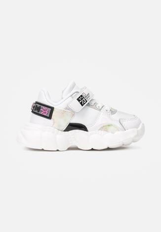 Białe Buty Sportowe Preru