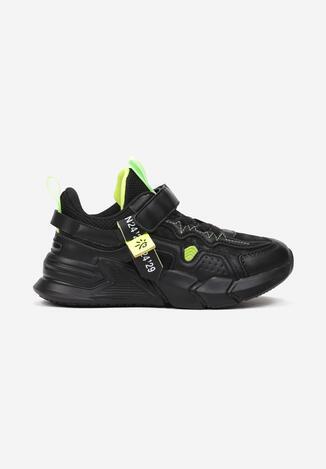 Czarne Buty Sportowe Samandriel