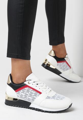 Białe Sneakersy Diodone