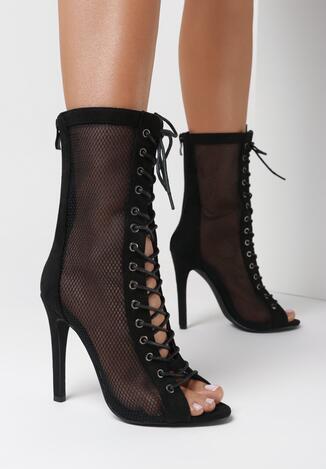 Czarne Sandały Colbolt