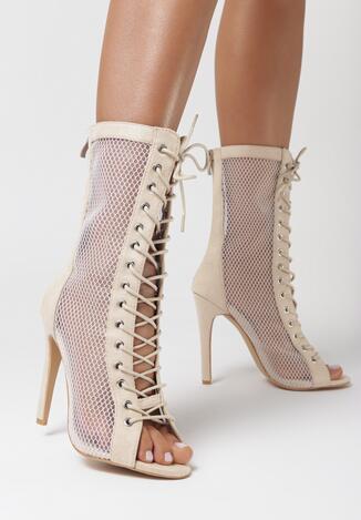 Beżowe Sandały Colbolt