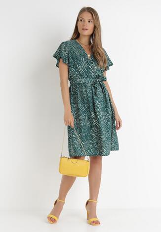 Zielona Sukienka Kepherine