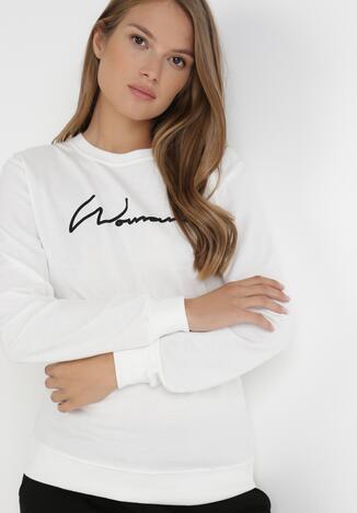 Biała Bluza Hermanthe