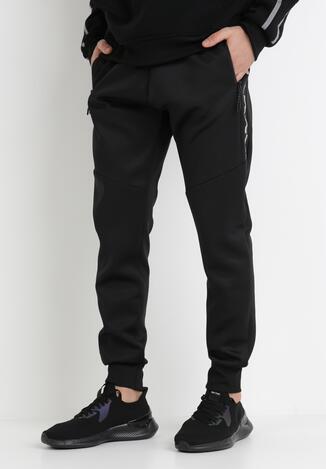 Czarne Spodnie Callamia