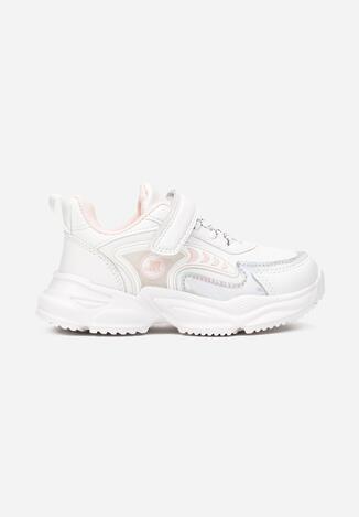 Białe Buty Sportowe Corene