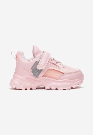 Różowe Buty Sportowe Phellyne