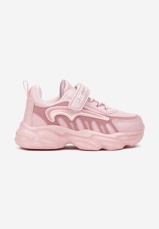 Różowe Buty Sportowe Amathobe