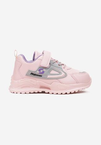 Różowe Buty Sportowe Palochis