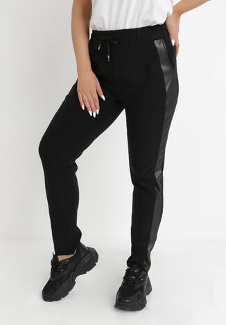 Czarne Spodnie Aegamia