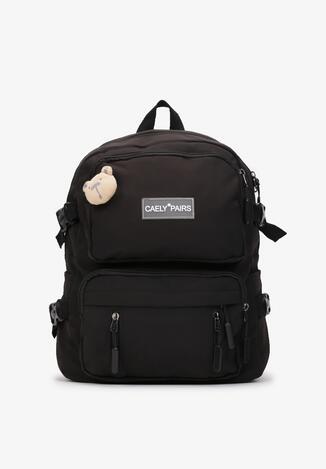 Czarny Plecak Klethe