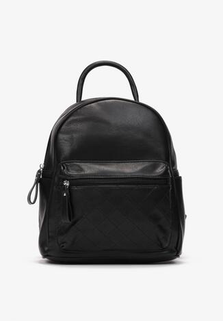 Czarny Plecak Bastius
