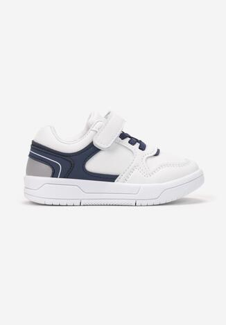 Białe Buty Sportowe Mace
