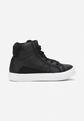 Czarne Buty Sportowe Madorisse