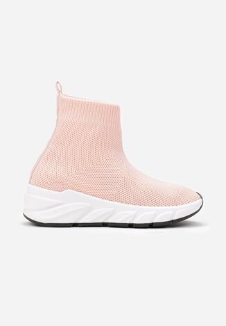 Różowe Buty Sportowe Thanaemon