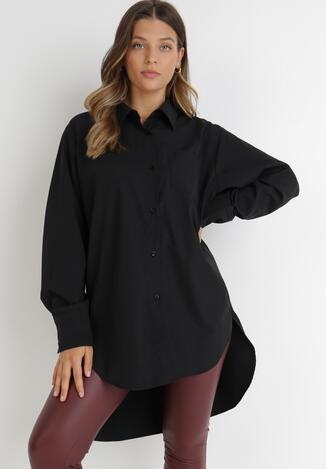 Czarna Koszula Solitaria